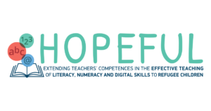 Read more about the article HOPEFUL: A new European initiative for integrating refugee children in education