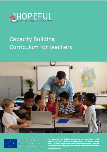 Read more about the article Capacity Building Curriculum for teachers